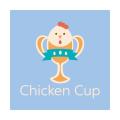 雞杯Logo
