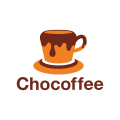 Chocoffee  logo
