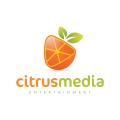 柑橘媒體Logo