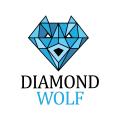 Diamond WolfLogo