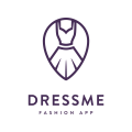 Dress Me  logo