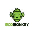 生態猴Logo
