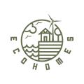生態住宅的Logo