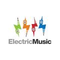 電子音樂Logo