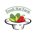 新鮮帽子農場Logo