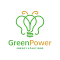Green Power Energy Solutions  logo