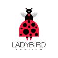 淑女鳥Logo
