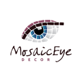 Mosaic Eye  logo