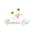 Numeric Cat  logo