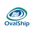 OvalShip  logo