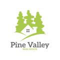 松樹谷房地產Logo