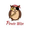 海盜明智的Logo