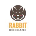 兔子巧克力Logo