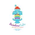 彩虹蛋糕Logo