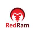 Red Ram  logo