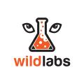 野生的實驗室Logo