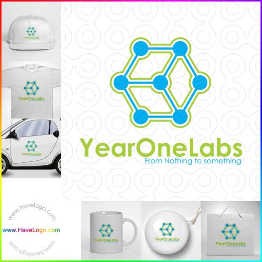 原子logo設計 - ID:52823