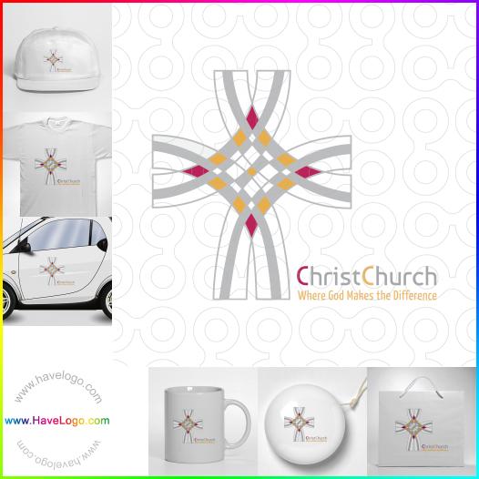 cross logo - ID:26850