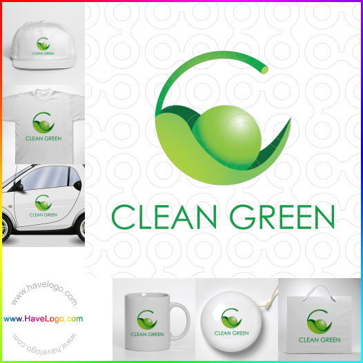 environment logo - ID:52962