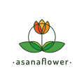花園Logo