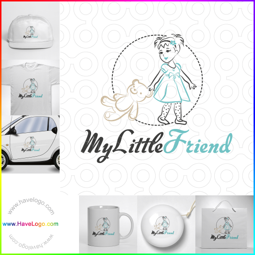 kids logo - ID:35507