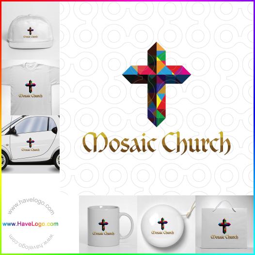 mosaic logo - ID:54328