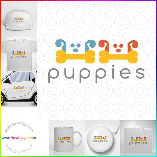 pet adoption logo - ID:35249