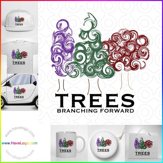 tree logo - ID:17706