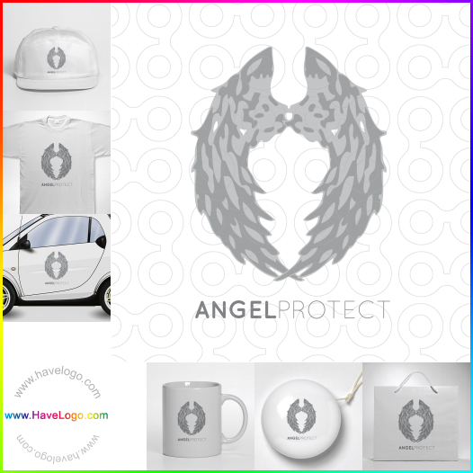 wings logo - ID:35519