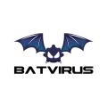 蝙蝠病毒Logo