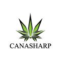 Canasharp  logo