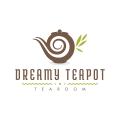 Dreamy Teapot  logo