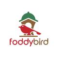 Foody鳥Logo