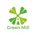 Green Mill爵士酒吧Logo