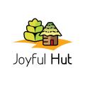 Joyful Hut  logo