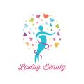 Loving Beauty  logo