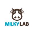 Milky Lab  logo