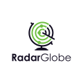 Radar Globe  logo