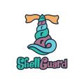 外殼保護Logo