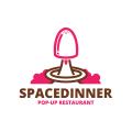 spacedinnerLogo