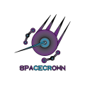 Spacecrown  logo