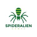 Spider Alien  logo