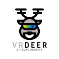 VR虛擬現實Logo