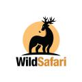 Wild Safary  logo