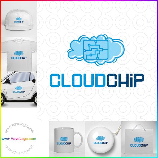 cloud computing logo - ID:39412
