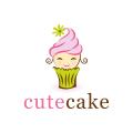 糕點專櫃的標誌Logo