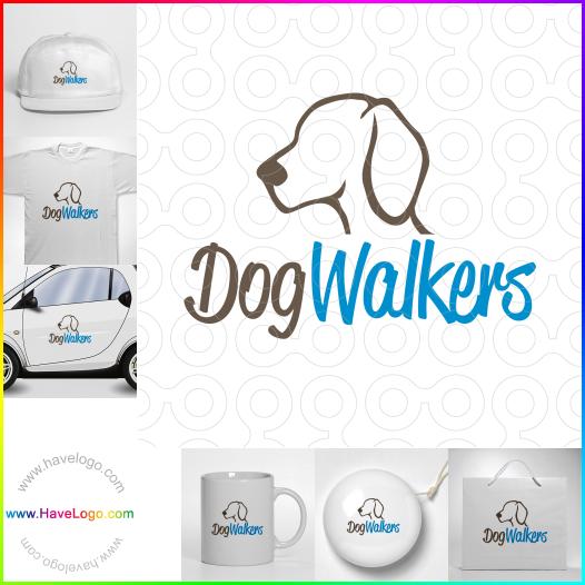 dog care logo - ID:52895