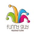 笑Logo
