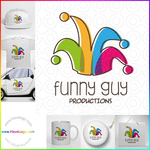laugh logo - ID:52883