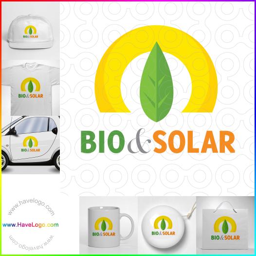 綠色logo設計 - ID:87